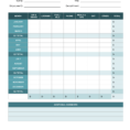 Business Budget Spreadsheet Template 2018 Yearly Expense Report In Business Budget Spreadsheet Template