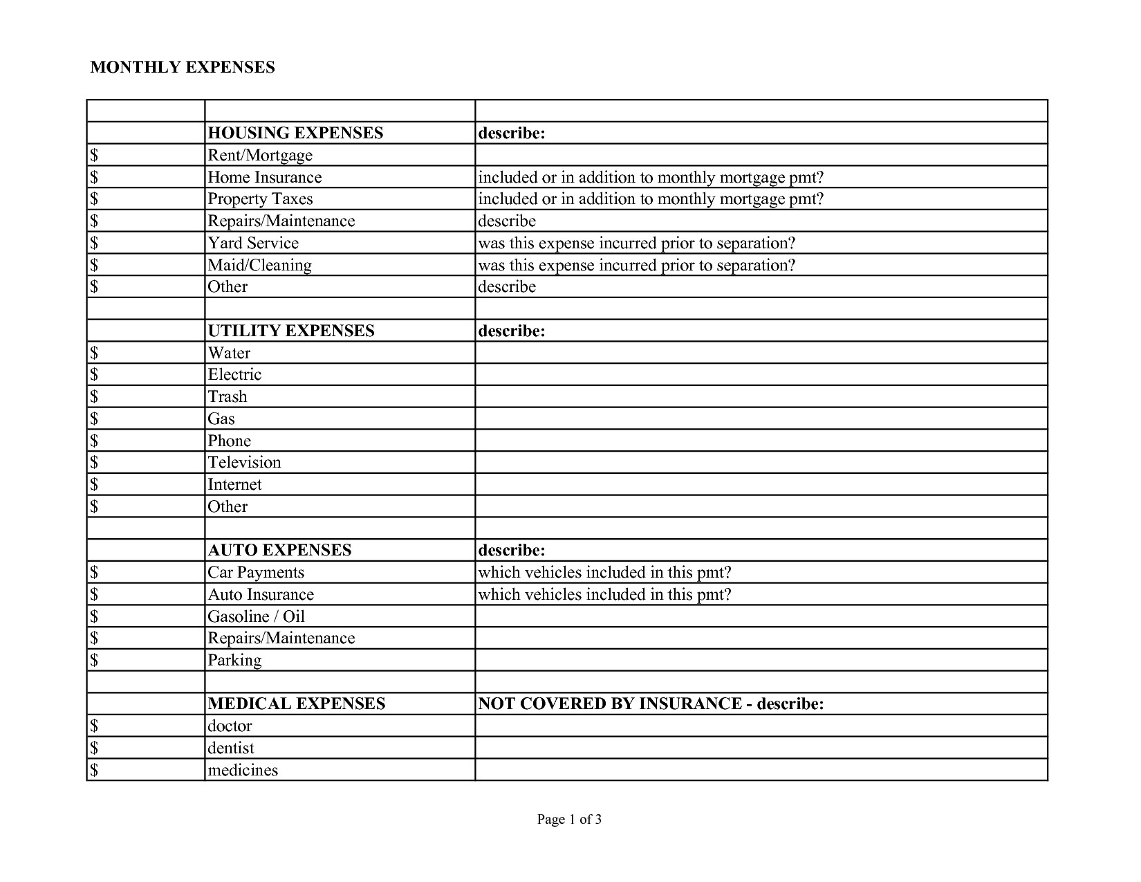 Business Expense Excel Template Best Spreadsheet Download Free To Download Free Spreadsheet
