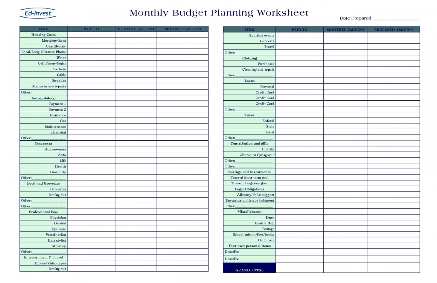 Business Expense Spreadsheet Template Free Simple Free Business For Business Expense Spreadsheet
