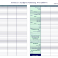 Business Expense Spreadsheet Template Free Simple Free Business In Monthly Business Expense Sheet Template