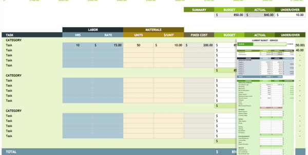 Business Expense Template Superb Expense Tracker Template For Excel And Yearly Business Expenses Template