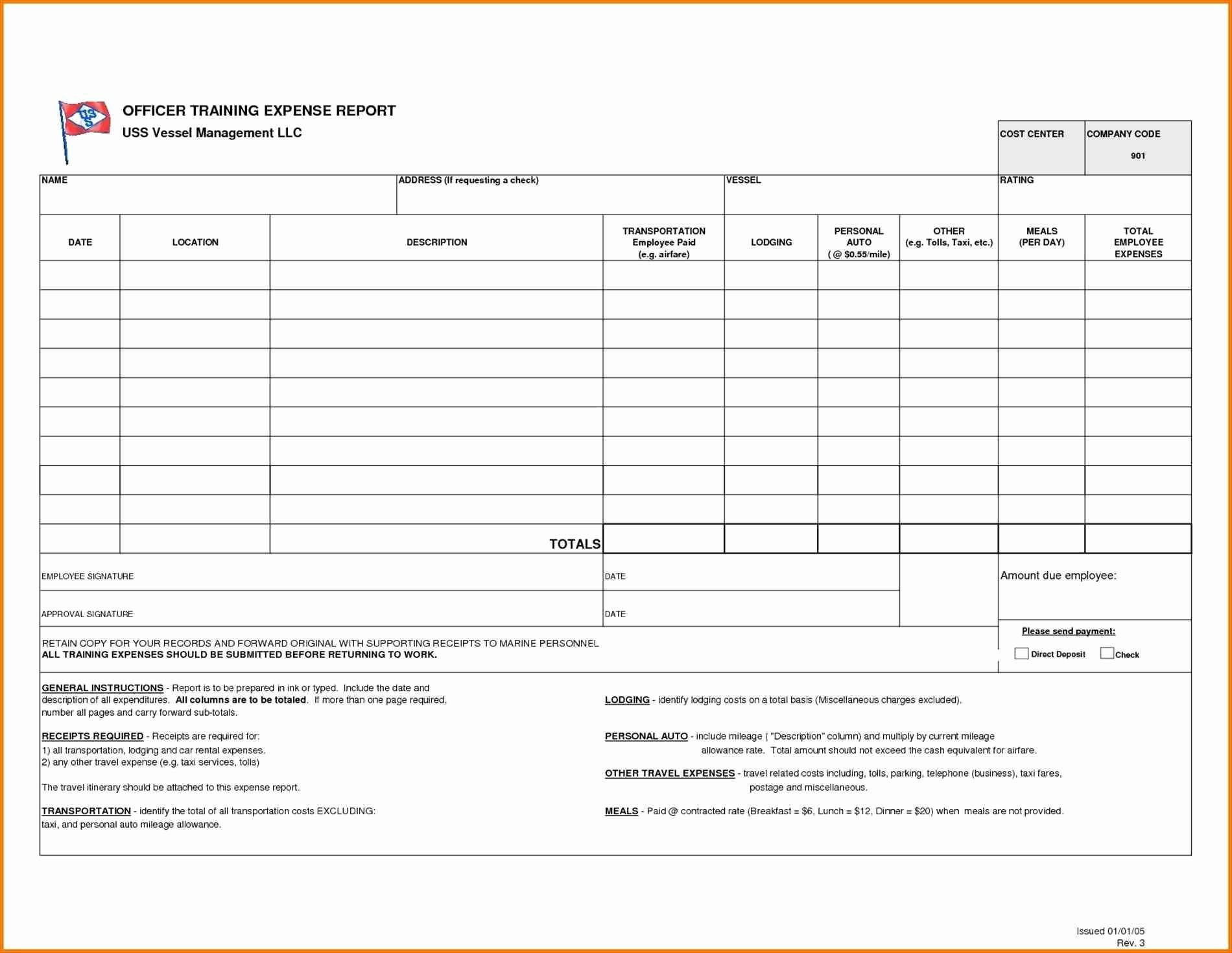 Business Expenses Form Template Perfect Business Trip Expenses Inside Business Expenses Form Template