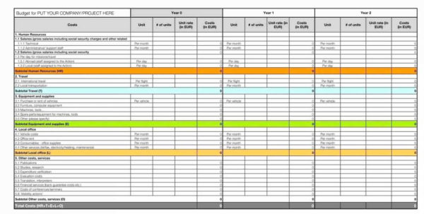 Business Monthly Expenses Spreadsheet | Worksheet & Spreadsheet For Business Monthly Expenses Spreadsheet