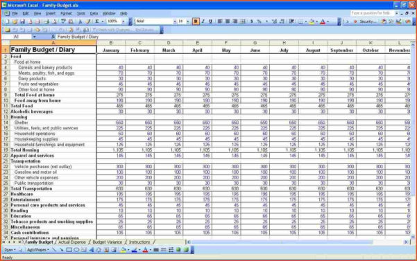 Business Profit And Loss Template | Papillon Northwan Throughout Business Profit And Loss Spreadsheet