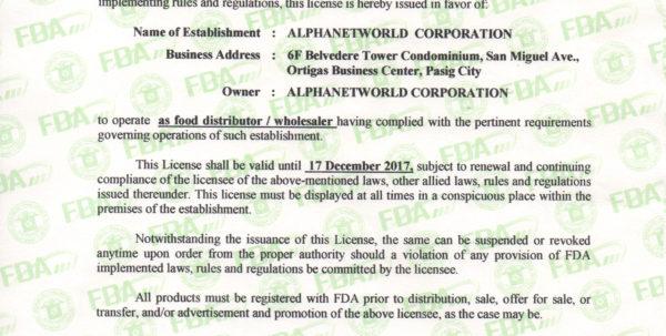Business Registration   Nworld Uae And Business Registration License