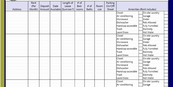 Car Comparison Spreadsheet On How To Create An Excel Spreadsheet To Expense Tracker Spreadsheet