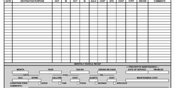 Car Maintenance Log Pdf Luxury Vehicle Maintenance Spreadsheet Excel Inside Auto Maintenance Schedule Spreadsheet