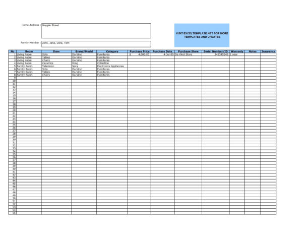 Cattle Inventory Spreadsheet On Excel Spreadsheet Templates Open Throughout Excel Inventory Spreadsheet Template