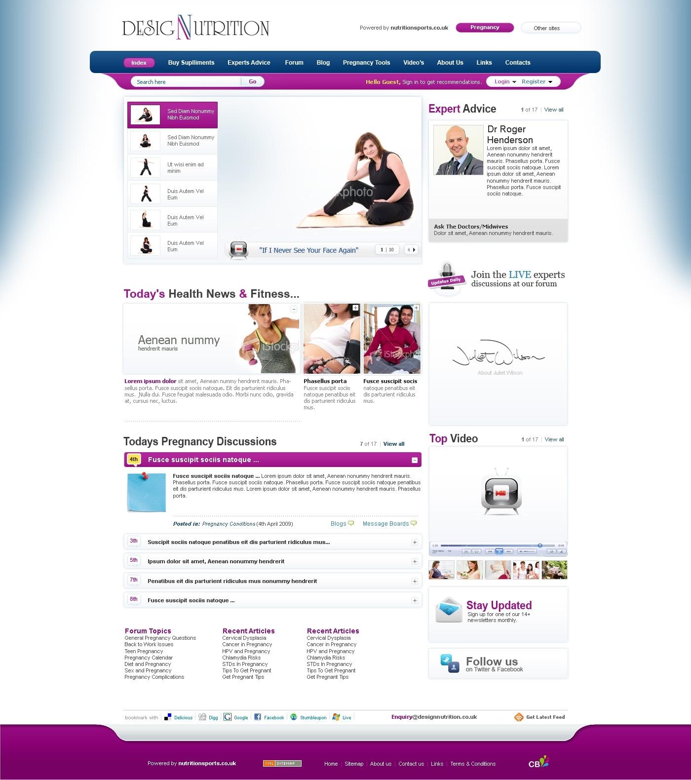 Chartered Accountants Html5 Web Templates | Sharp Templates In Accounting Website Templates Free Download