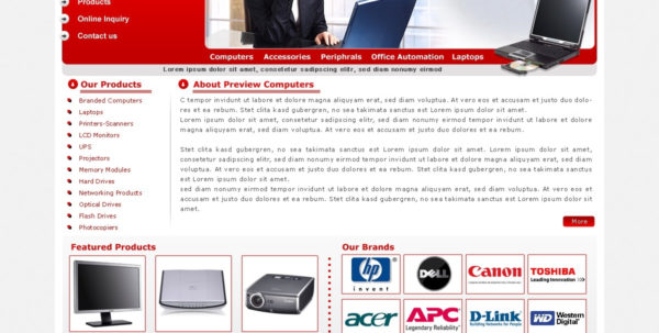 Chartered Accountants Html5 Web Templates | Sharp Templates To Accounting Website Templates Free Download