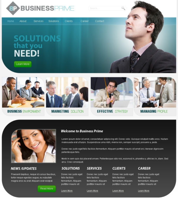 Chartered Accountants Html5 Web Templates | Sharp Templates With And Chartered Accountants Website Templates