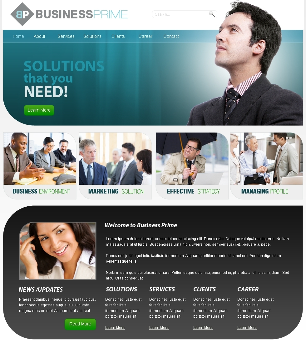Chartered Accountants Html5 Web Templates | Sharp Templates With To Chartered Accountant Website Templates Free Download
