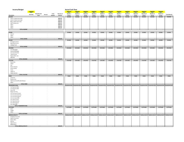 Church Budget Spreadsheet Template Archives   Southbay Robot With Church Budget Spreadsheet