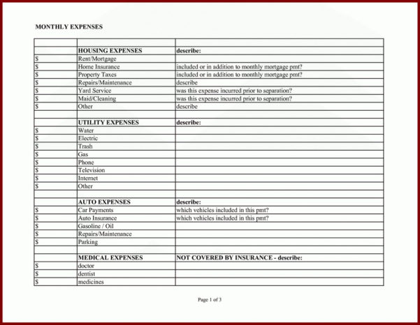 Cleaning Business Expenses Spreadsheet Excel For With Monthly Throughout Business Expenses Report Template Excel