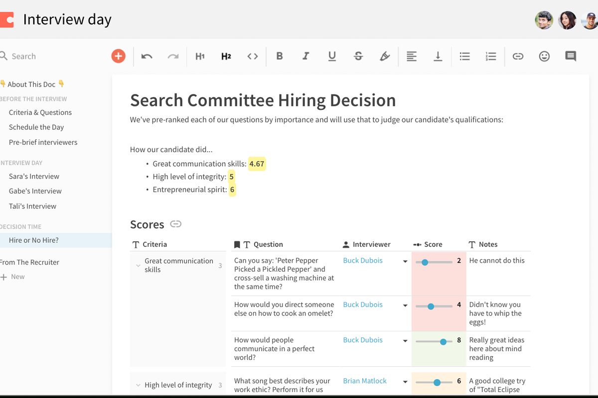 Coda Is A Next Generation Spreadsheet Designed To Make Excel A Thing Throughout Online Collaborative Spreadsheet