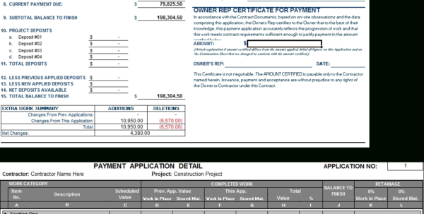 Construction Invoice Form General Contractor Invoice Form Samples For General Labor Invoice