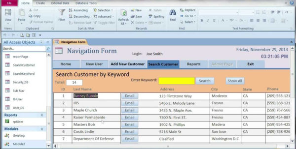 Convert Excel Spreadsheet To Access Database 2010 | Laobing Kaisuo Within Convert Excel Spreadsheet To Access Database 2010