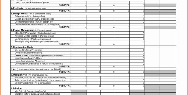 Cost Accounting Templates New 7 Project Management Spreadsheet With Management Accounting Templates Excel