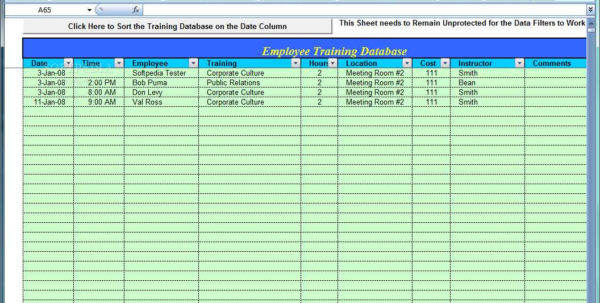 Courses On Excel Spreadsheets | Sosfuer Spreadsheet To Excel Spreadsheet Courses