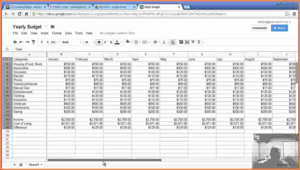 Create Excel Spreadsheet Online On Spreadsheet Software Spreadsheet For Excel Spreadsheet Software