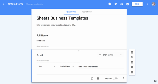 Crm Template Google Docs Best Of Form Google Spreadsheet Crm And Spreadsheet Forms