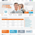 Css Templates For Online Job Portal Download Intended For Accounting Website Templates Free Download