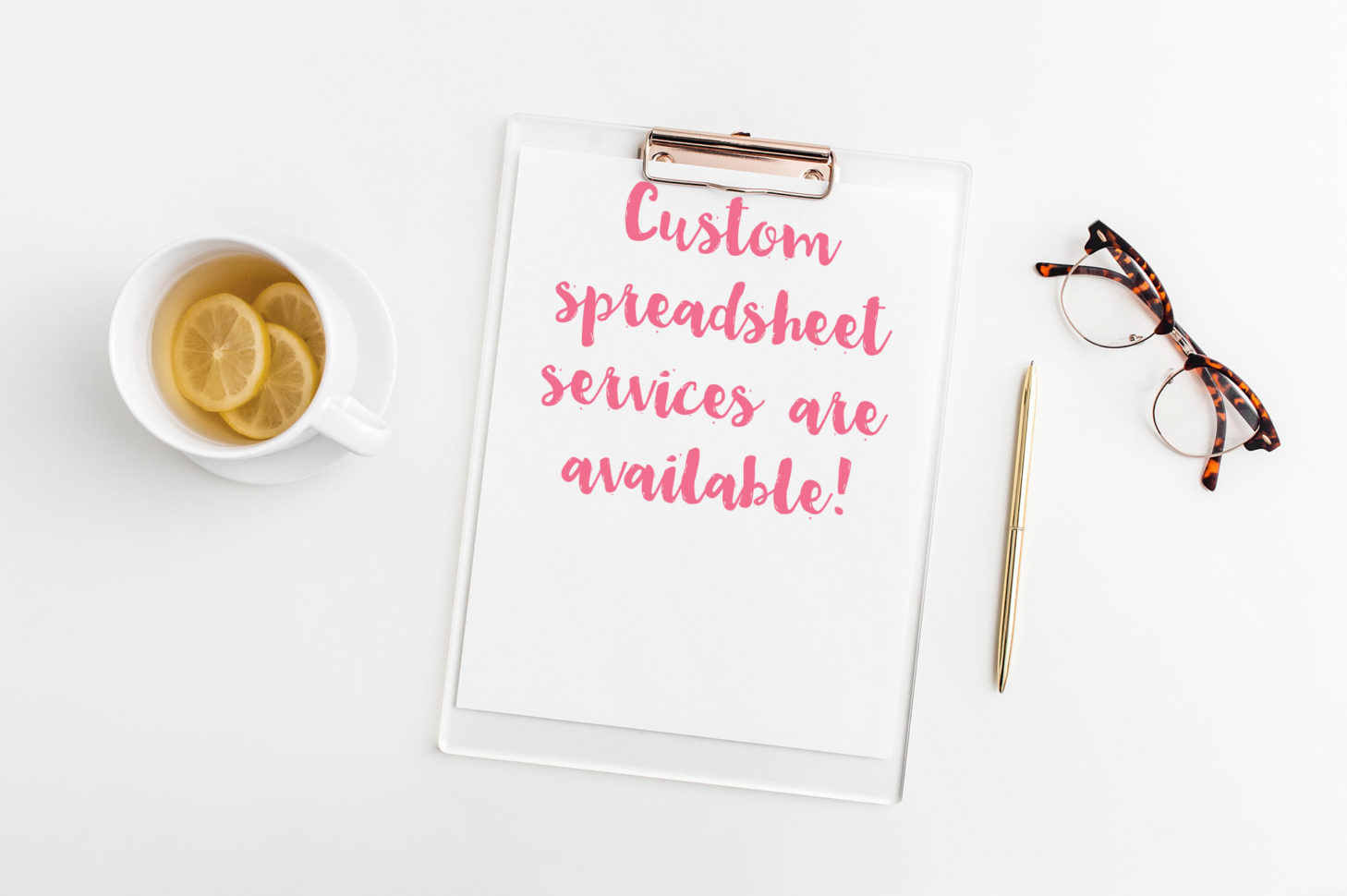 Custom Spreadsheet Services   Paper   Spark To Custom Spreadsheet