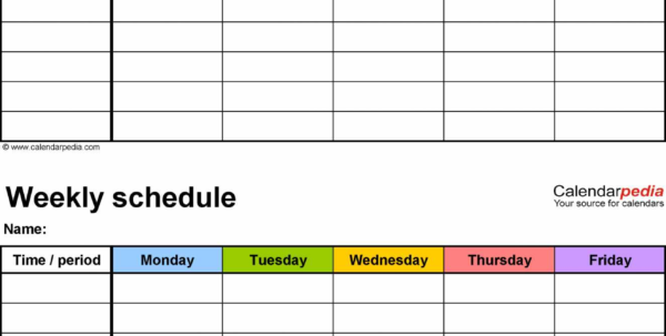 Daily Task Tracker On Excel Format Course Schedule Planner Online Within Spreadsheet Courses Online
