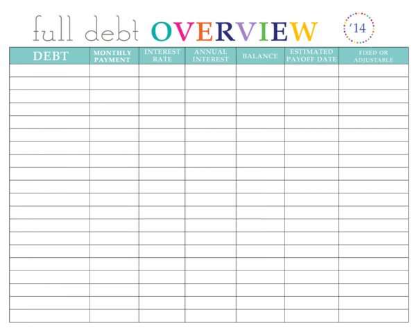 Debt Reduction Spreadsheet Free Pay Off Debt Spreadsheet Free Within Free Debt Reduction Spreadsheet
