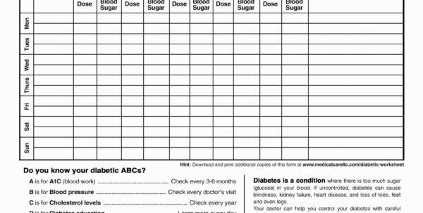 Diabetes Spreadsheet Blood Pressure Spreadsheet Best Of Blood To Diabetes Spreadsheet