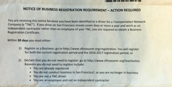 Do Rideshare Drivers Need To Get Business Licenses? To Olympia With Olympia Business License