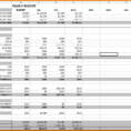 Download Annual Business Budget Template Excel | Papillon Northwan Within 12 Month Business Budget Template Excel