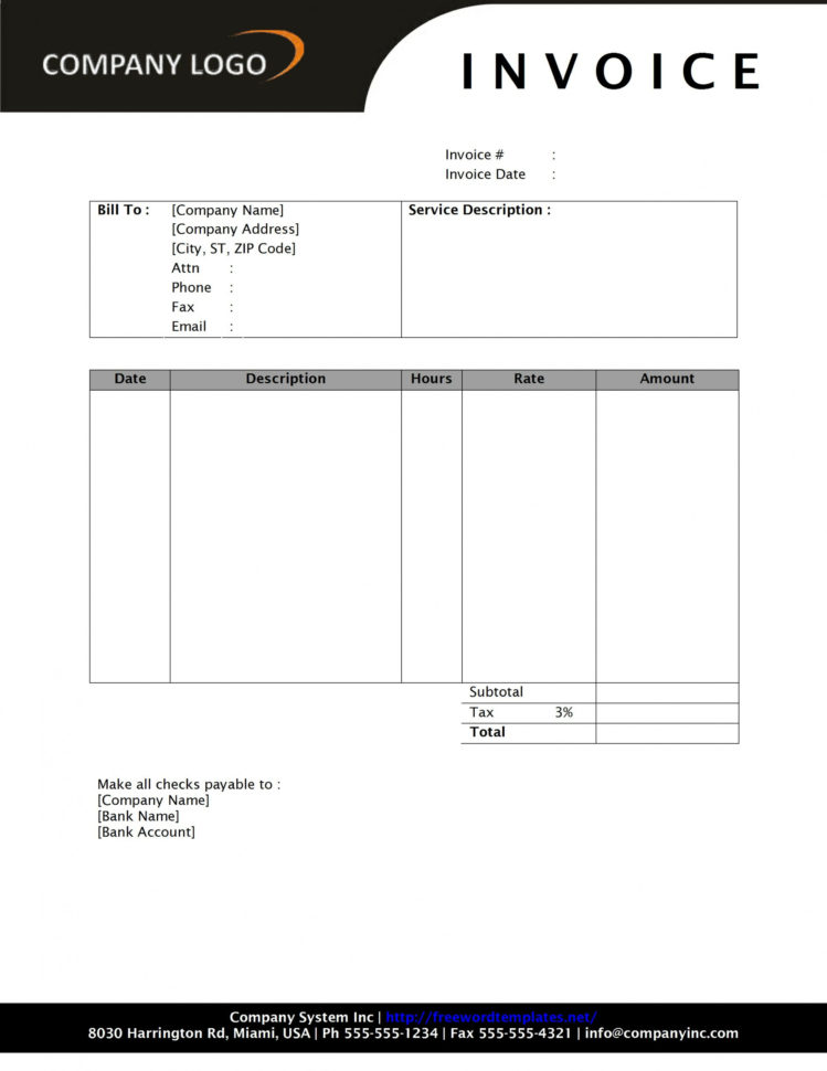 Download Free Invoice Template For Yard Work Lawn Care Invoice In Lawn Care Invoice Template
