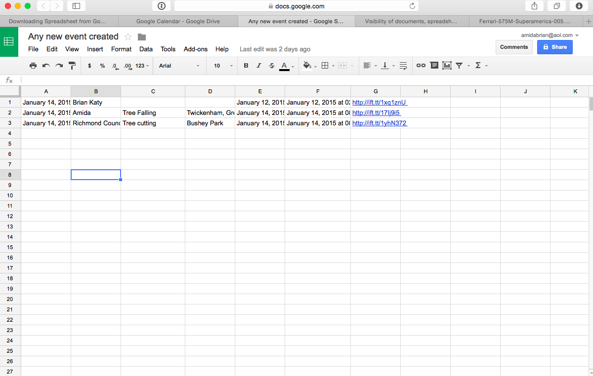 Downloading Spreadsheet From Google Docs   Questions & Suggestions Intended For Download Spreadsheet