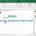 Dynamics 365 General Journal Excel Imports   Finance And Operations Throughout Excel Accounting Ledger Template