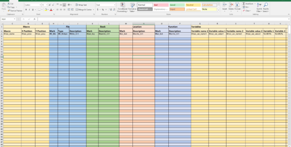 Electrical Engineering Excel Spreadsheets Free Download Inside With Electrical Engineering Excel Spreadsheets
