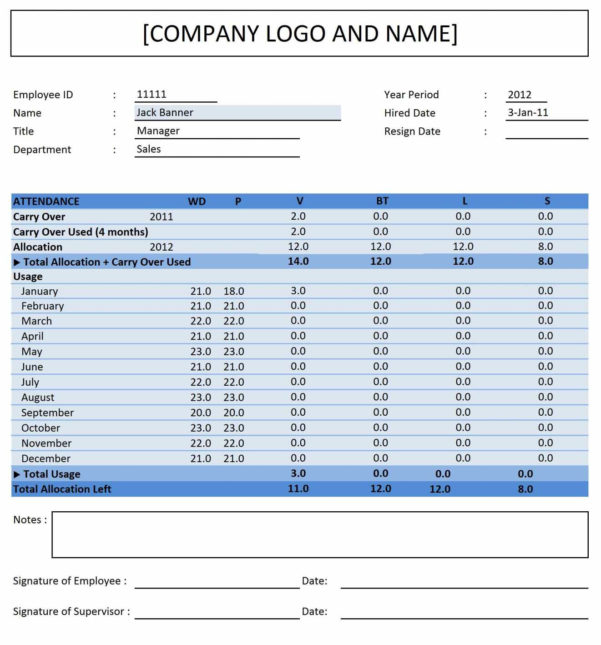 Employee Attendance Tracking Spreadsheet Employee Attendance Tracker Inside Attendancetracking Spreadsheet Template