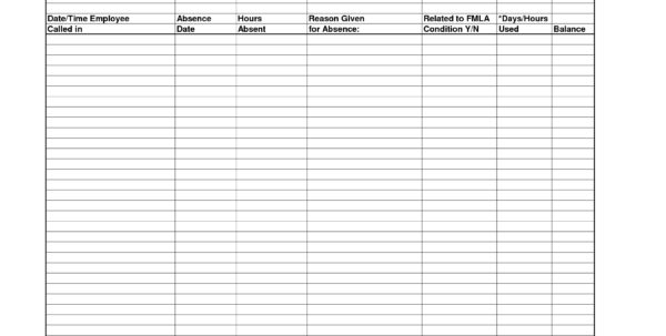 Employee Hours Tracking Spreadsheet On How To Make A Spreadsheet How To Employee Time Tracking Template