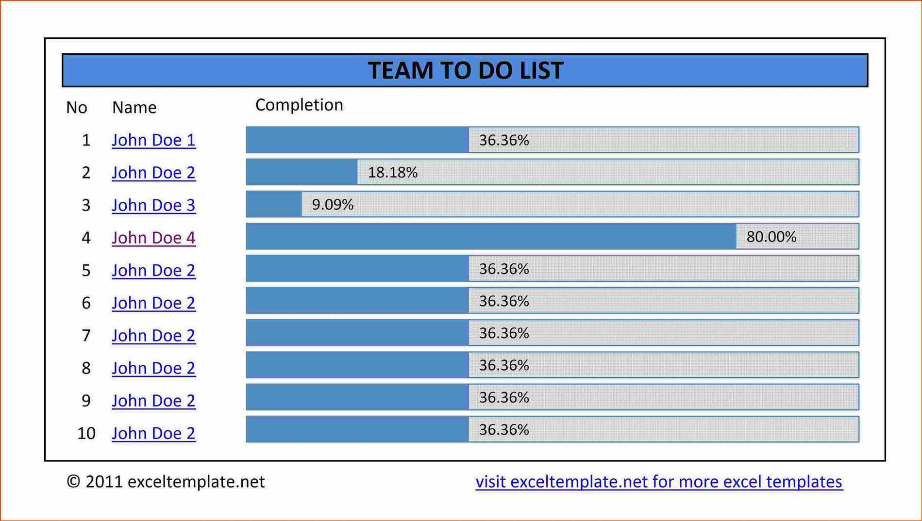 Employee Task Tracking Template 7   Isipingo Secondary And Employee Task Tracking Template