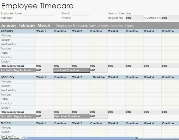 Employee Time Tracking Template Spreadsheet Roster Excel Ready Like Throughout Employee Hour Tracking Template
