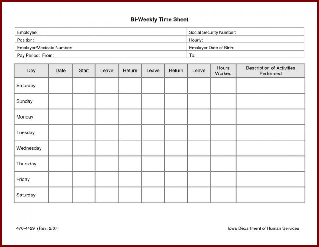 Employee Timesheet Template Excel Spreadsheet 6 - Isipingo Secondary and Employee Timesheet Spreadsheet