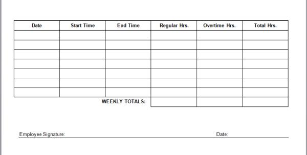 Employee Timesheet Templates Dawaydabrowaco With Regard To Employee Inside Employee Timesheet Spreadsheet