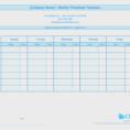 Employees Timesheet Excel Printable Weekly Template Employee Timeng To Employee Time Tracking In Excel