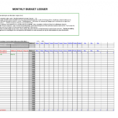 Example Of Accounting Spreadsheet Templates Ledger Sheet Template For Accounting Spreadsheet Template Excel