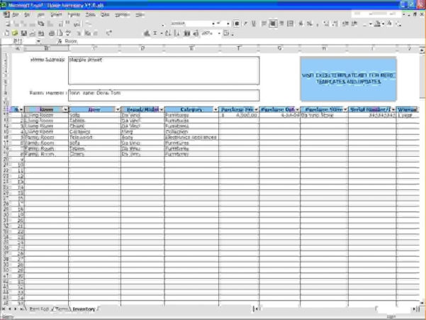 Example Of Excel Spreadsheet Inventory Management Free Sheet For In Excel Spreadsheet For Inventory Management