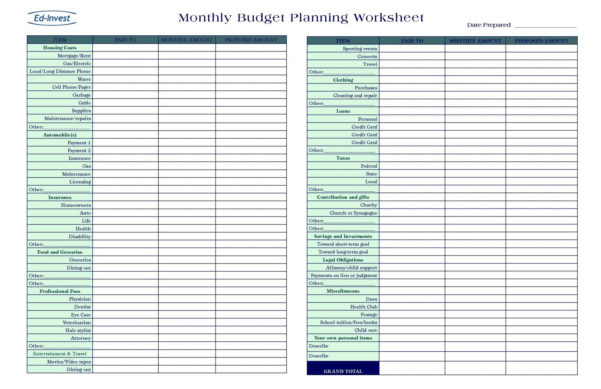 Example Of Monthly Business Budget Spreadsheet Sample Maxresdefault With Monthly Business Budget Spreadsheet