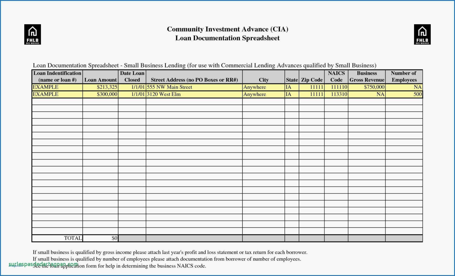Example Of Small Business Taxeadsheet Template Inspirational Expense For Spreadsheet For Taxes