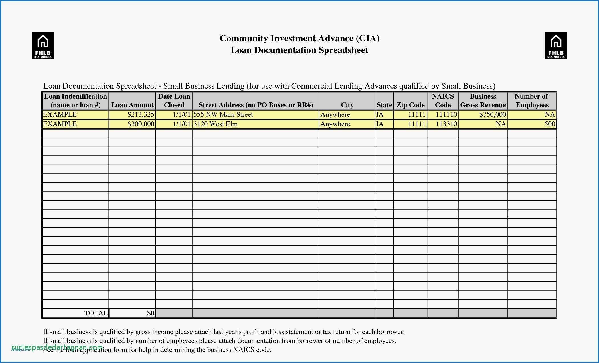 Example Of Small Business Taxeadsheet Template Inspirational Expense Within Spreadsheet For Tax Expenses