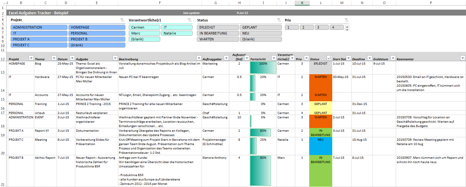 project list excel project cost tracker template for excel 4