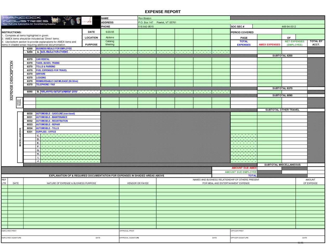 Excel Credit Save.btsa.co And Credit Card Expense Report Template Intended For Credit Card Expense Report Template